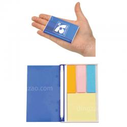 Pocket Sticky Notes with Pen