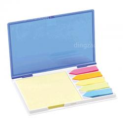 Plastic Memo Holder