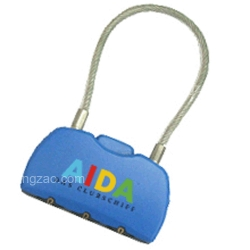 Handbag-shape Combination Lock