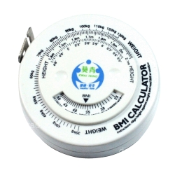 Round Measure Tape