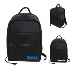 Dual Zipped Laptop Backpack