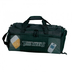 Sports Duffle Bag with Shoe Compartment
