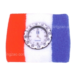 Wristband Quartz Clock