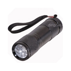 9-LEDs Flashlight (100K MCD)