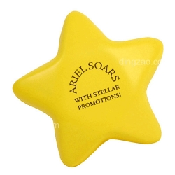 Star-shape Stress Ball