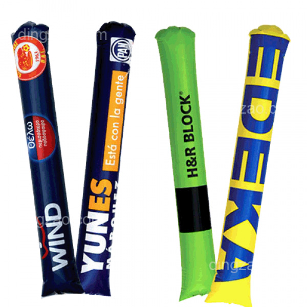 Custom Shape Inflatable Cheer Stick