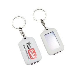 Solar Flashing Key Tag