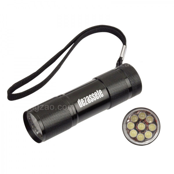 Uno LED Aluminum Torch