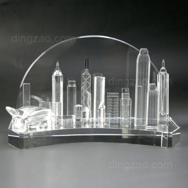 Victoria Harbour Crystal Series (15 x 9 x 6.5 cm)