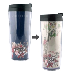 Color-changing Tumbler
