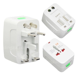 Square Universal Travel Adaptor