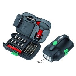 Tool Kit with Light