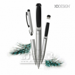 Stylo 3-in-1 Functional Pen