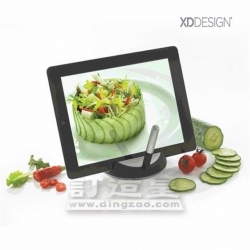 Chef iPad Stand with Stylus