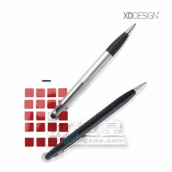 Touch 2-in-1 Stylus Pen