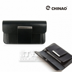 Card Holder with Buckle