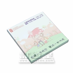 Sticky Note Paper (7.4 x 7.4cm/50 sheets)