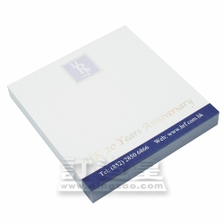 Sticky Note Paper (8.3 x 8.3cm/100 sheets)