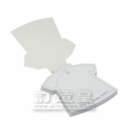 Custom-shape Sticky Notepad (8.3 x 8.3cm/50 sheets)