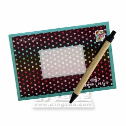 Envelop Memo Pad with Pen