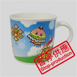 Drum-shaped Mug (300ml)