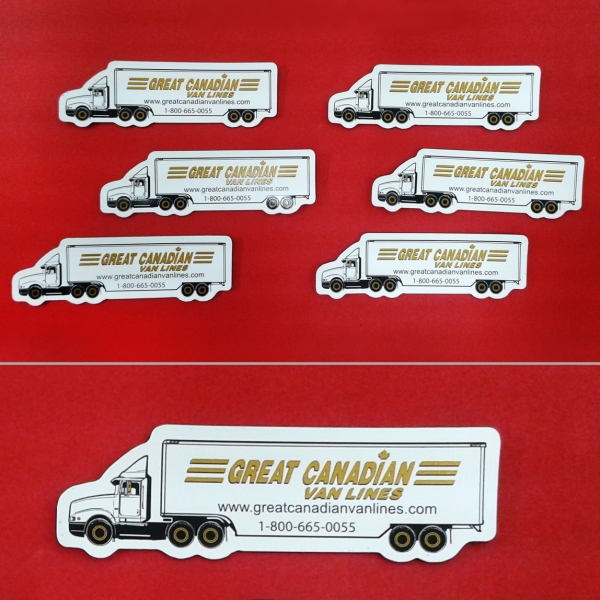 Magnet - Great Canadian Van Lines